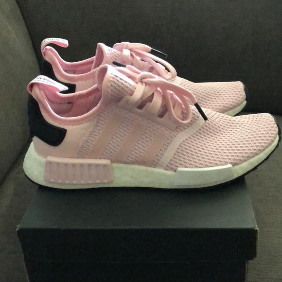 Adidas Shoes Womens Pink Nmd R1 W Size 8 Poshmark